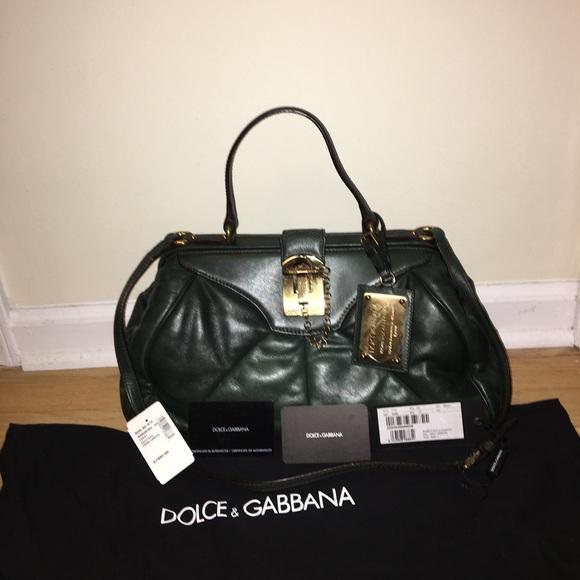 Dolce   Gabbana Bags   Dolce Gabbana Miss Orient Satchel   Poshmark 091f6bba08